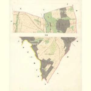Römerstadt - m2662-1-007 - Kaiserpflichtexemplar der Landkarten des stabilen Katasters