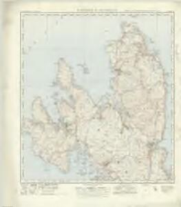 Portree  & Dunvegan (24) - OS One-Inch map