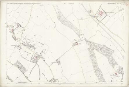 Buckinghamshire XLI.7 (includes: Bledlow cum Saunderton; Bradenham; West Wycombe Rural) - 25 Inch Map