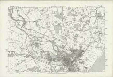 Buckinghamshire XXXI - OS Six-Inch Map