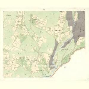 Mitter Beczwa (Prostředny Beczwa) - m2424-1-008 - Kaiserpflichtexemplar der Landkarten des stabilen Katasters