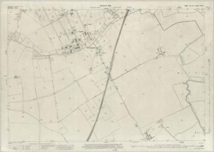 Essex (New Series 1913-) n XCVI.1 (includes: Thurrock) - 25 Inch Map