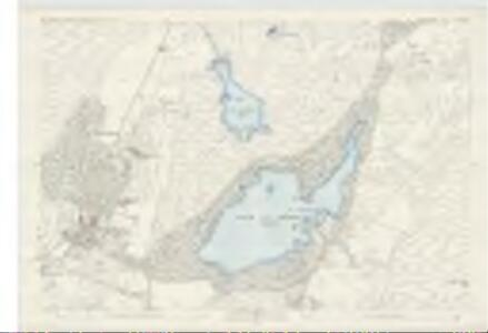 Argyll and Bute, Sheet CXCVIII.10 (Killarrow) - OS 25 Inch map