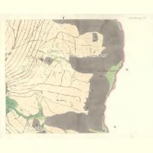 Deutsch Eisenberg (Nemeda Ruda) - m2628-2-005 - Kaiserpflichtexemplar der Landkarten des stabilen Katasters