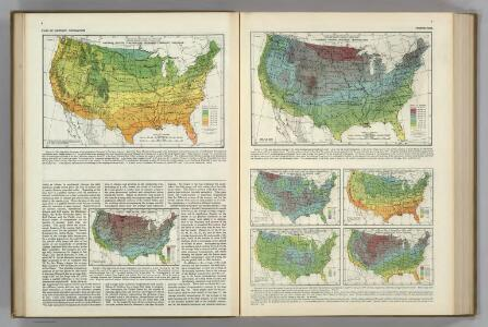 Winter Temperatures.  Atlas of American Agriculture.
