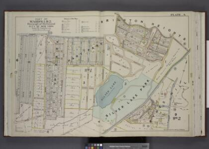 Part of Wards 1 & 2. [Map bound by Forest Ave,        Brighton Ave, Castleton Ave, Woodstock St, Richmond Turnpike, Eddy St, Howard    Ave, Silver Lake Park, Clove PL, Bard PL, Bard Ave, Lowell Ave]