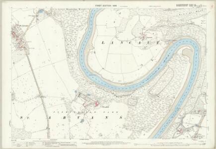 Gloucestershire LIV.6 (includes: St Arvans; Tidenham) - 25 Inch Map