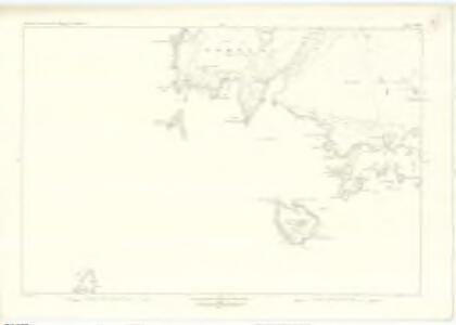 Argyllshire, Sheet LXXXI - OS 6 Inch map