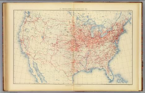 60. Railroad systems 1890.