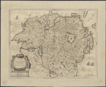 Provincia Ultoniae = The province of Ulster