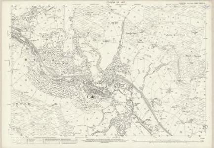 Yorkshire CCXXIX.6 (includes: Todmorden) - 25 Inch Map