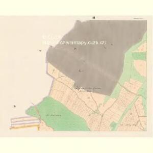 Chwaletitz (Chwaletice) - c2688-1-003 - Kaiserpflichtexemplar der Landkarten des stabilen Katasters