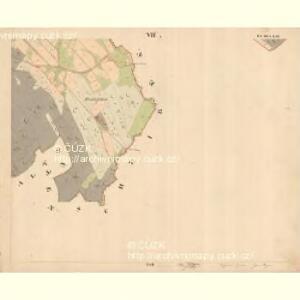 Langstrobnitz - c1135-1-007 - Kaiserpflichtexemplar der Landkarten des stabilen Katasters