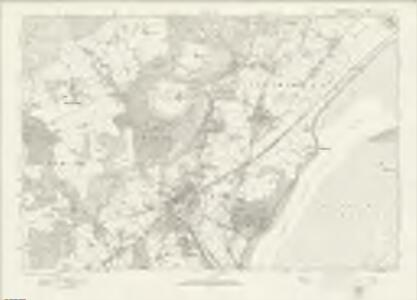 Gloucestershire LIV - OS Six-Inch Map