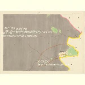 Lhotta ober Rohanow - c3934-1-003 - Kaiserpflichtexemplar der Landkarten des stabilen Katasters