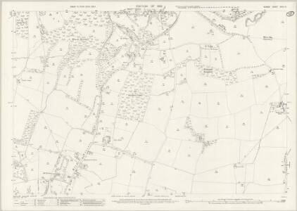 Surrey XXVII.10 (includes: Bletchingley; Caterham) - 25 Inch Map