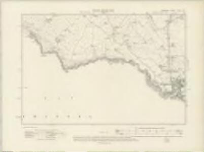 Cornwall LXXV.SE - OS Six-Inch Map