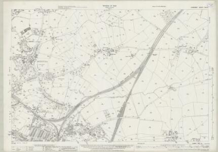 Somerset XXX.15 (includes: Berkley; Frome; Selwood) - 25 Inch Map