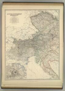 Austro-Hungarian Monarchy (western sheet).