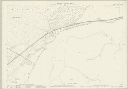 Dorset XLIII.14 (includes: Wareham St Martin) - 25 Inch Map