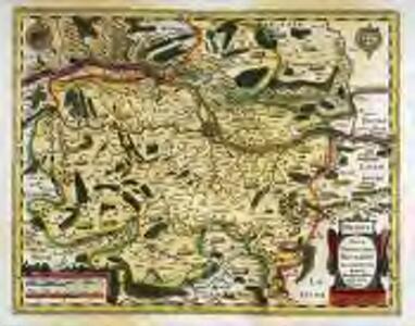 Nova territorii Metensis descriptio