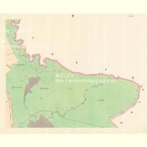 Stauding (Studenka) - m2931-1-004 - Kaiserpflichtexemplar der Landkarten des stabilen Katasters