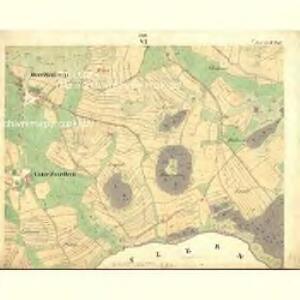 Sahorz - c9054-1-007 - Kaiserpflichtexemplar der Landkarten des stabilen Katasters