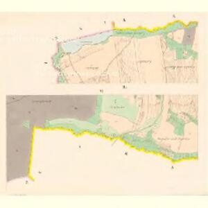 Neuzedlisch - c5287-1-005 - Kaiserpflichtexemplar der Landkarten des stabilen Katasters