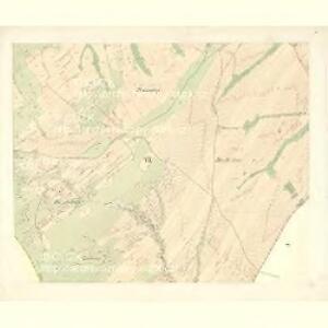 Slawitschin und Mladotitz - m2770-2-006 - Kaiserpflichtexemplar der Landkarten des stabilen Katasters