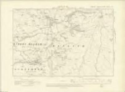 Yorkshire CXXXIII.SW - OS Six-Inch Map