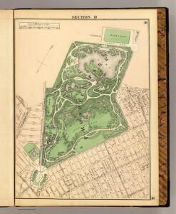 Sec. 10. Brooklyn map.