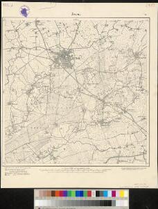 Meßtischblatt 1017 : Jever, 1893