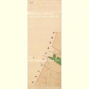 Klein Tajax - m0607-1-008 - Kaiserpflichtexemplar der Landkarten des stabilen Katasters