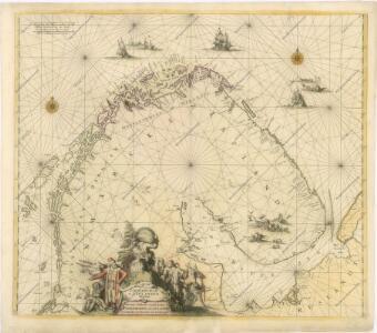 Finnmarchiae et Laplandiae Maritima