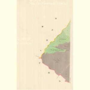 Löschna - m1503-1-003 - Kaiserpflichtexemplar der Landkarten des stabilen Katasters
