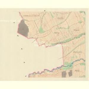Pohlitz - m2351-1-004 - Kaiserpflichtexemplar der Landkarten des stabilen Katasters