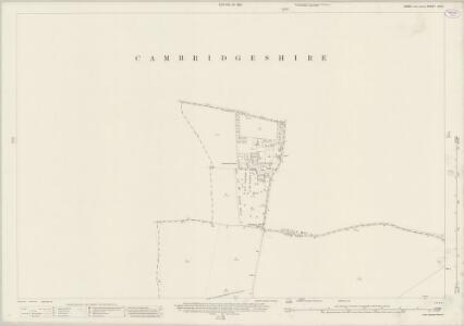 Essex (New Series 1913-) n VI.4 (includes: Chrishall; Duxford; Fowlmere; Heydon; Thriplow) - 25 Inch Map