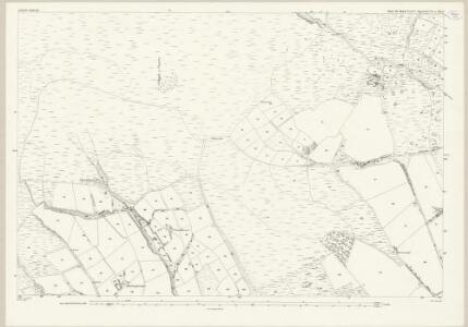 Isle of Man VIII.13 - 25 Inch Map