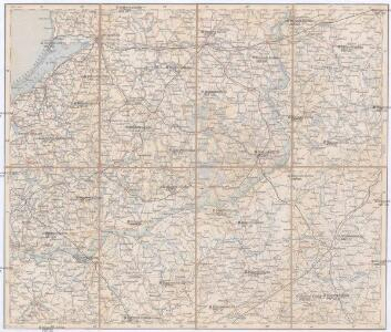 Königsberg, Guttstadt, Bielostok, Suwalki