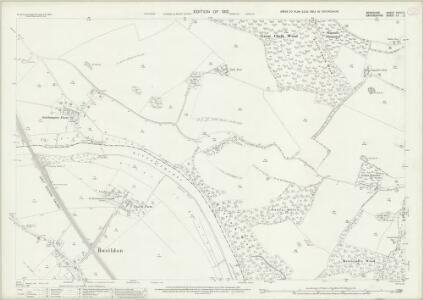 Berkshire XXVIII.3 (includes: Basildon; Goring; Whitchurch) - 25 Inch Map
