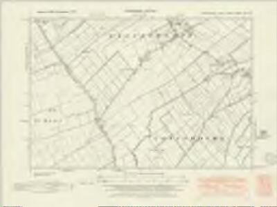 Lincolnshire XL.SE - OS Six-Inch Map