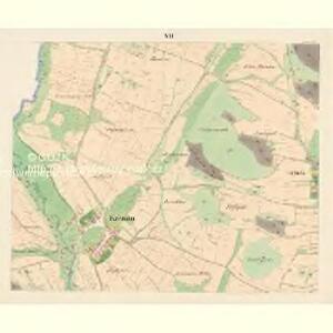 Krenau - c3622-1-008 - Kaiserpflichtexemplar der Landkarten des stabilen Katasters