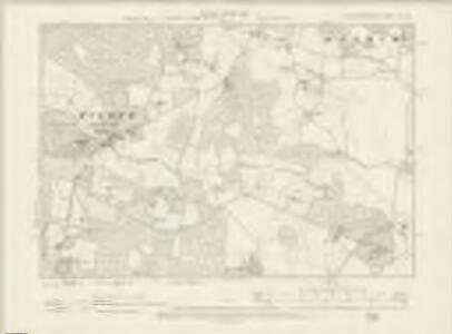 Buckinghamshire LIII.NE - OS Six-Inch Map