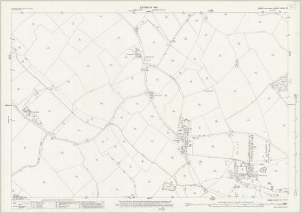 Essex (New Series 1913-) n XXXV.15 (includes: Cressing; Witham) - 25 Inch Map