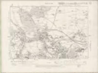Renfrewshire Sheet IX.NW & SW - OS 6 Inch map