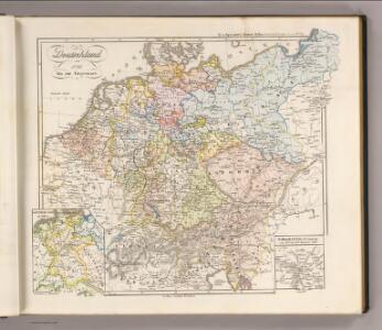 Deutschland von 1792 bis zur Gegenwart.