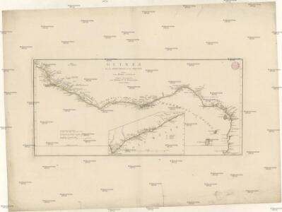 Guinea zwischen Sierra-Leona und dem Aequator