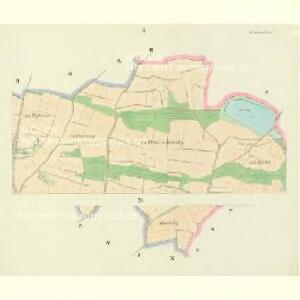 Horaždiowitz (Horaždiowice) - c1994-1-002 - Kaiserpflichtexemplar der Landkarten des stabilen Katasters