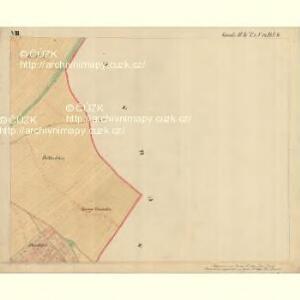 Moskowitz - m1678-1-008 - Kaiserpflichtexemplar der Landkarten des stabilen Katasters