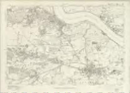 Essex nXCIV - OS Six-Inch Map